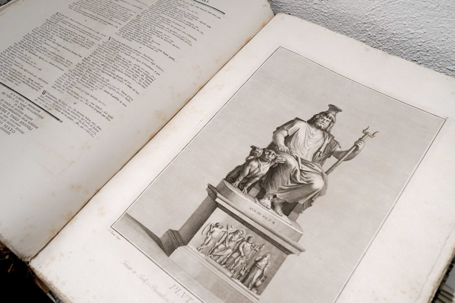 Fondo libri antichi